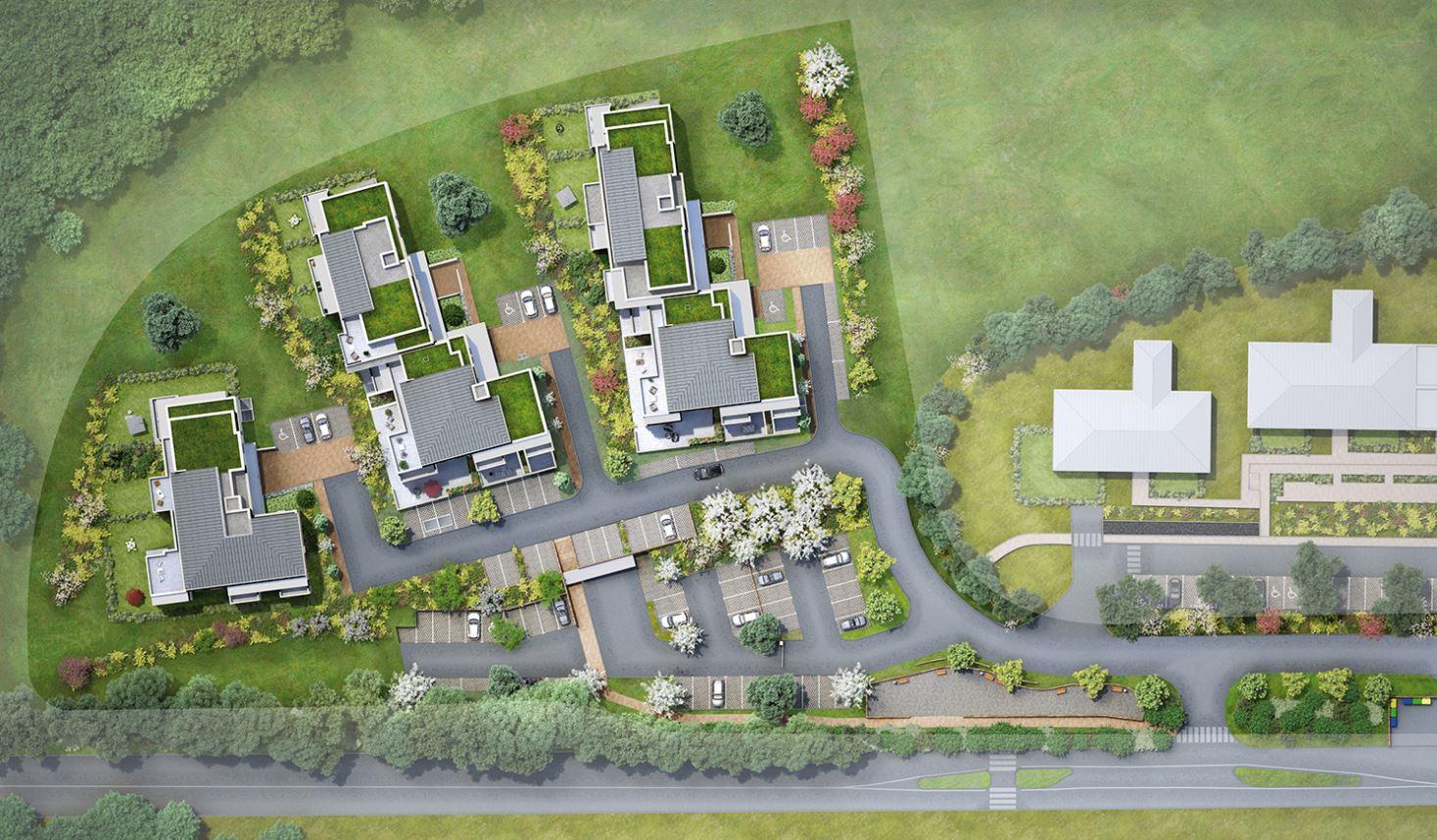 Programme neuf les terrasses de sacconges t4 seynod for Vallat seynod